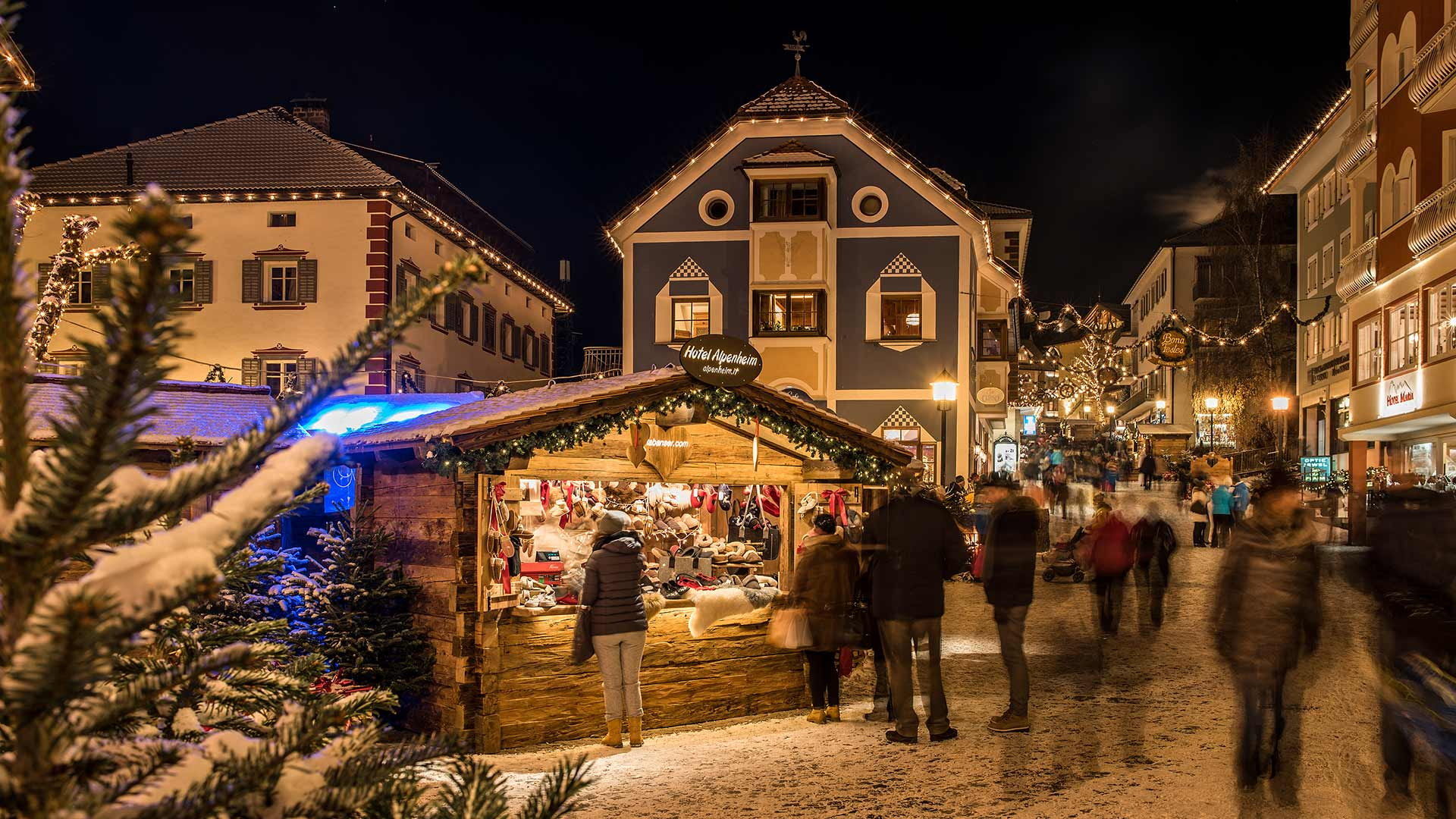 Ortisei - The Christmas Village
