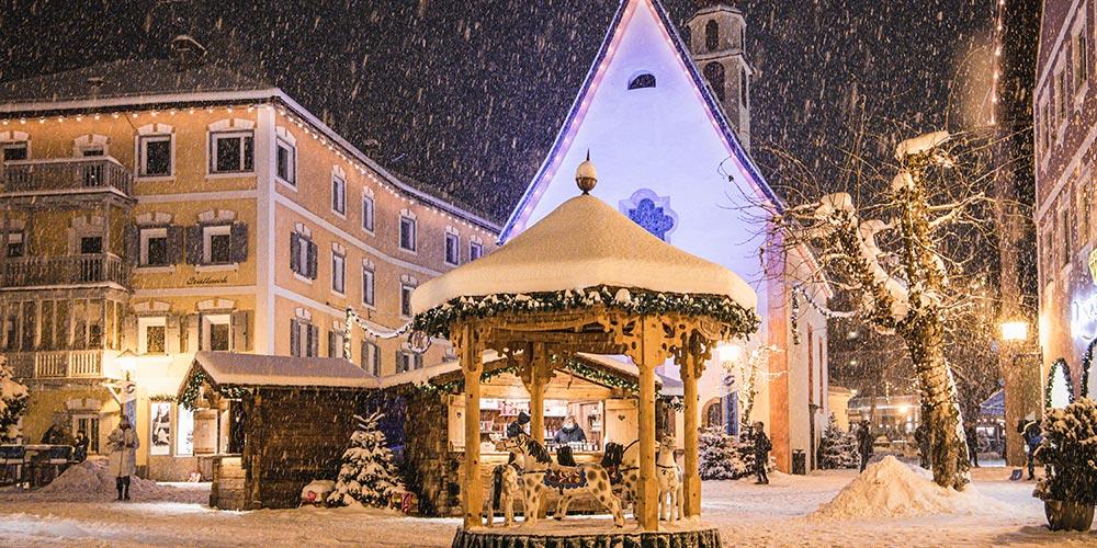 Tourismusverein St. Ulrich - Weihnachtsmarkt St. Ulrich ...